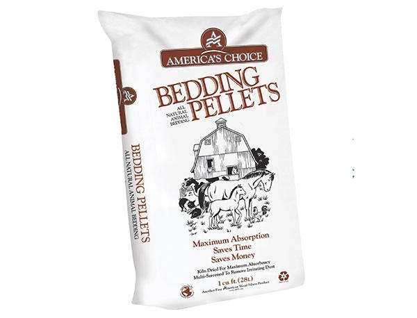 AWF SUPERIOR BEDDING PELLETS 40# / 50 BAGS PER PALLET