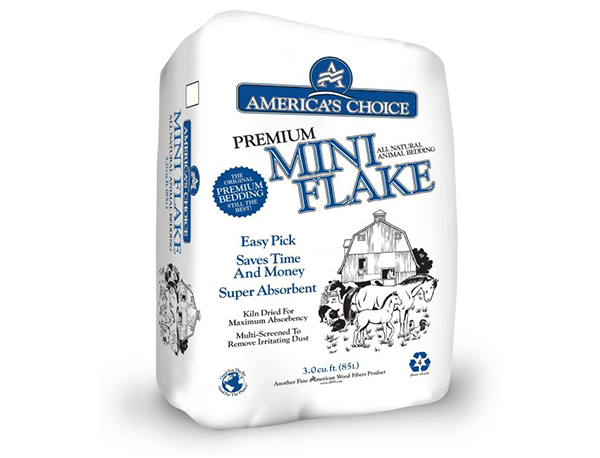 Americas Choice Mini Flake Animal Bedding - Caudill Seed Company