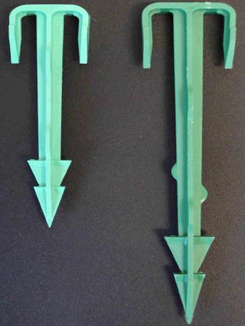 Biodegradeable E-Staple