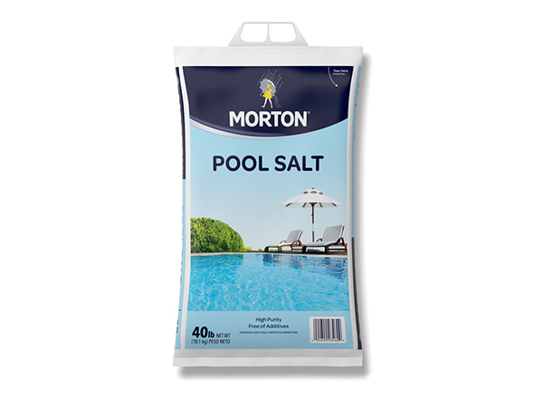 Morton Pool Salt - Caudill Seed Company