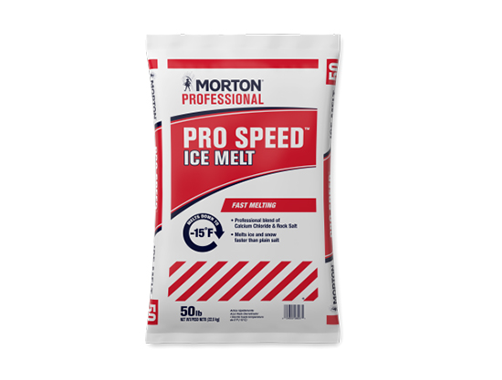 MORTON PRO SPEED ICE MELT - Caudill Seed Company