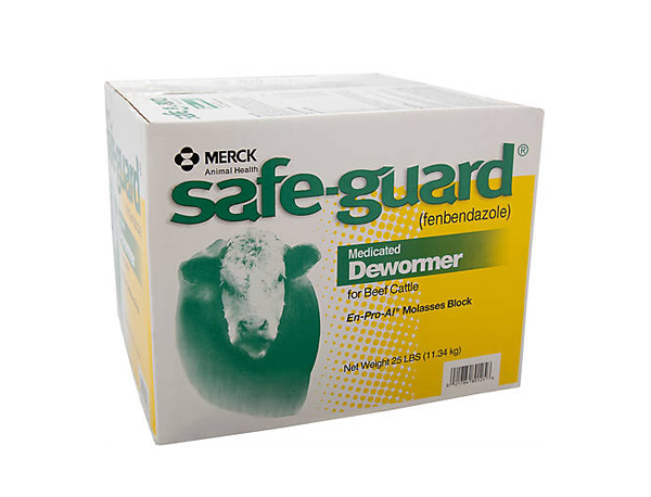 Safe-Guard 20% Protein Block - Caudill Seed Company