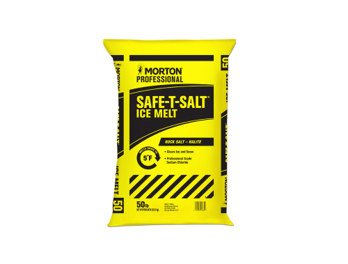 Morton Safe-T Salt Ice Melt - Caudill Seed Company