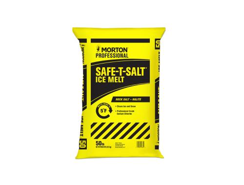 Morton Safe-T Salt Ice Melt - Caudill Seed Company