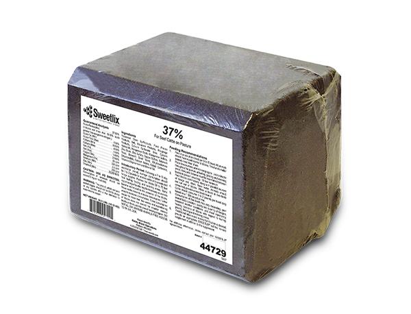 Sweetlix 37% Protein Pressed Block - Caudill Seed Company
