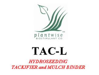 Tac L Tackifier 1/4 Acre Bag - Caudill Seed Company
