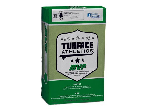 TURFACE MVP INFIELD CONDITIONER 50 LB