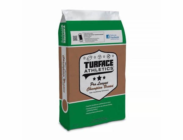 TURFACE PRO LEAGUE CH. BROWN INFIELD CONDITIONER 50 LB