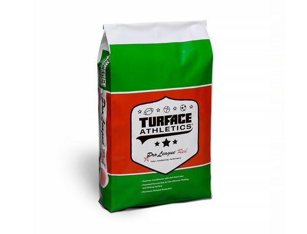 TURFACE PRO LEAGUE RED INFIELD CONDITIONER 50 LB