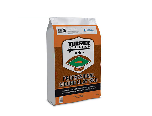 PROFESSIONAL MOUND RED MOUND CLAY 50 LB