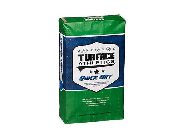 TURFACE QUICK DRY INFIELD CONDITIONER 50 LB