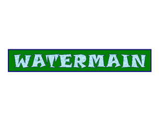 30# WATERMAIN CLR,MED 2X15 LB