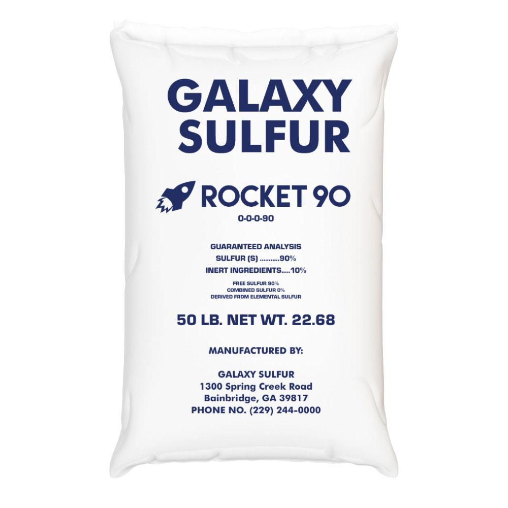 Granular Sulfur Fertilizer - Bulk - Caudill Seed Company