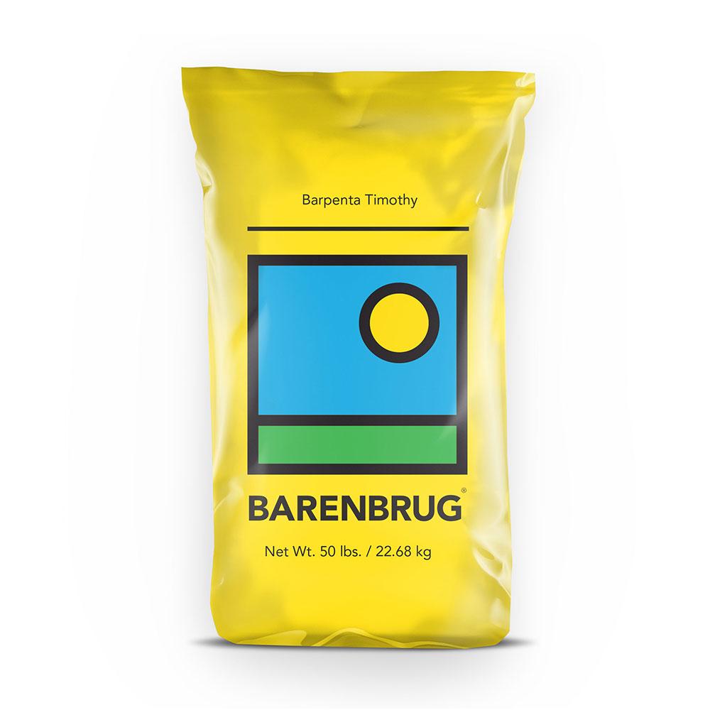 Barpenta Timothy Seed - Caudill Seed Company