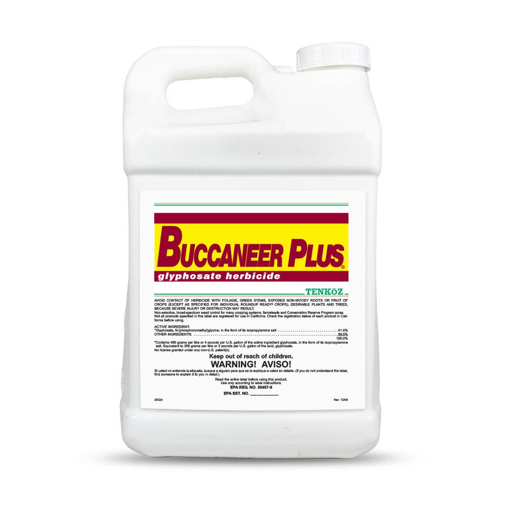Buccaneer Plus Glyphosate Herbicide - Bulk - Caudill Seed Company