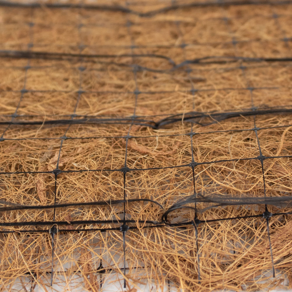 CC4 Coconut Erosion Control Blanket Supplier - Bulk - Wholesale - Caudill Seed Company