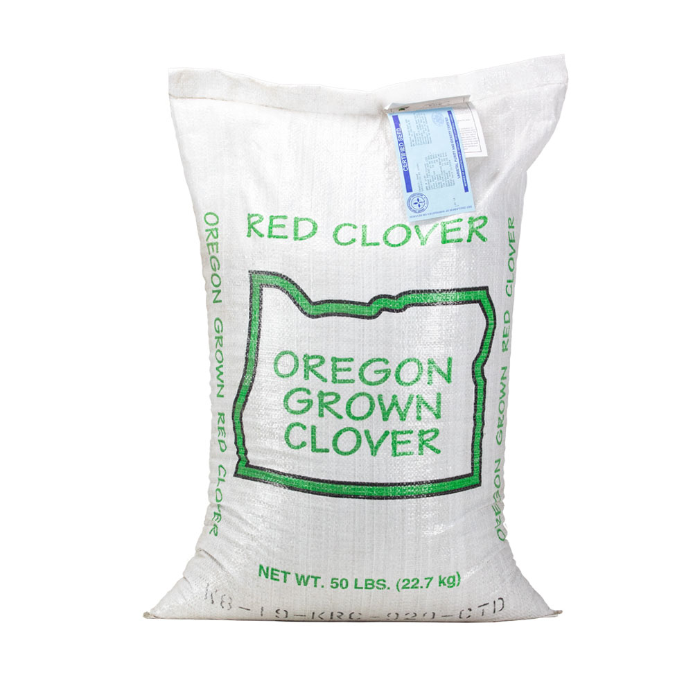 Kenland Red Clover Certified Clover Seed - Caudill Seed Company