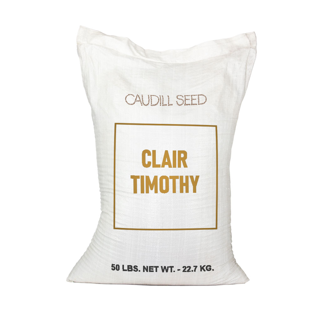 Clair Certifified Timothy Seed - Caudill Seed Company