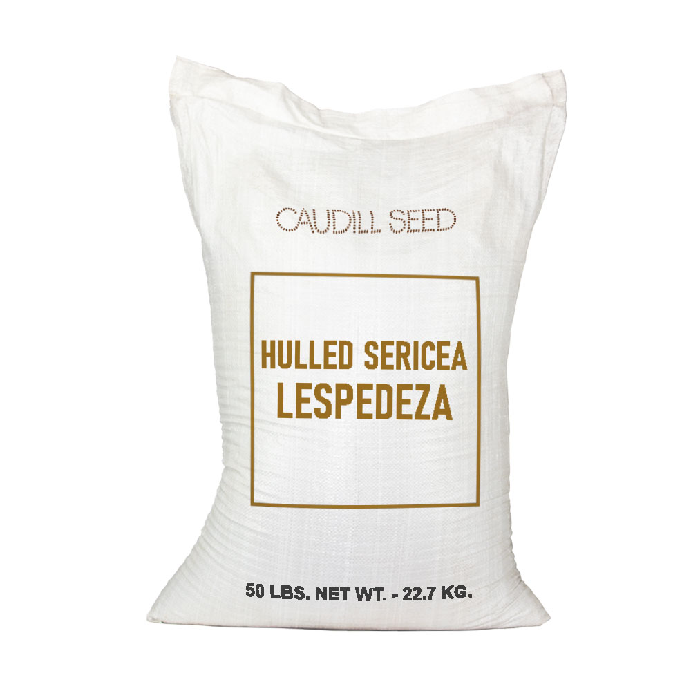 Hulled Sericea Lespedezagrass Seed 50Lb  - Caudill Seed Company