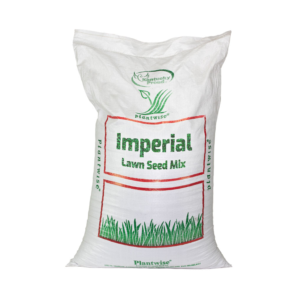 Plantwise Imperial Lawn Seed - Caudill Seed Company