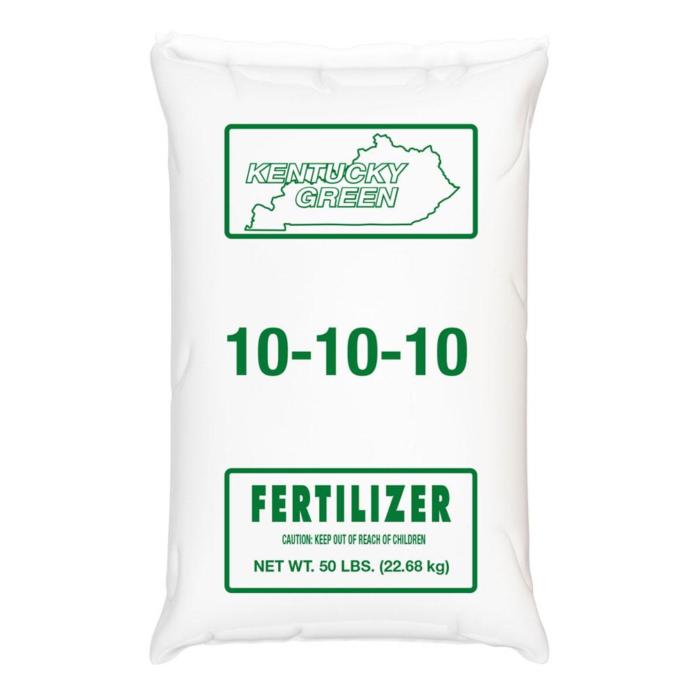 Kentucky Green All Purpose Fertilizer - Caudill Seed Company
