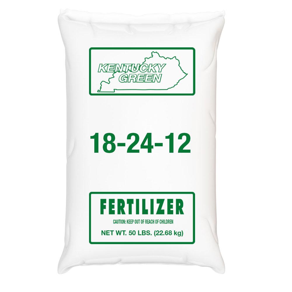 Kentucky Green 18-24-12 Fertilizer - Caudill Seed Company