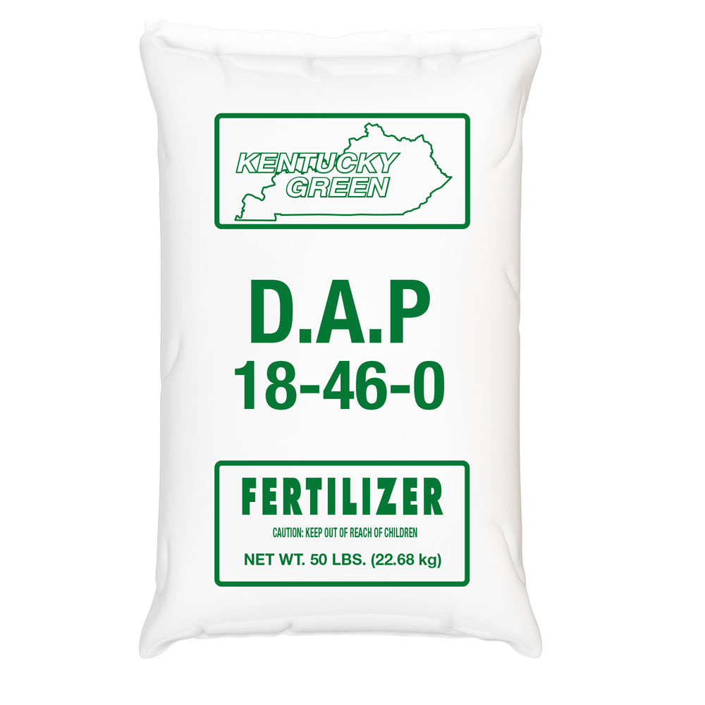 Kentucky Green 18-46-0 Fertilizer - Caudill Seed Company