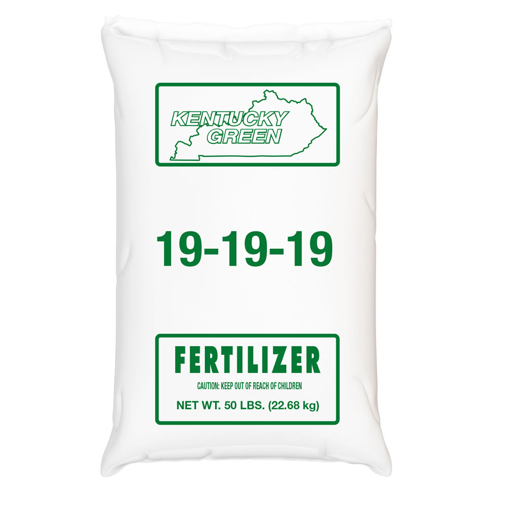Kentucky Green 19-19-19 Fertilizer - Caudill Seed Company