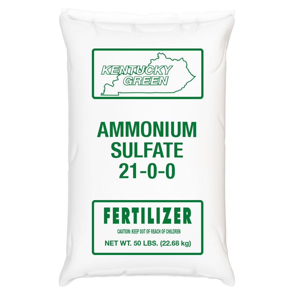 Kentucky Green 21-0-0 Ammonium Sulfate Fertilizer - Caudill Seed Company