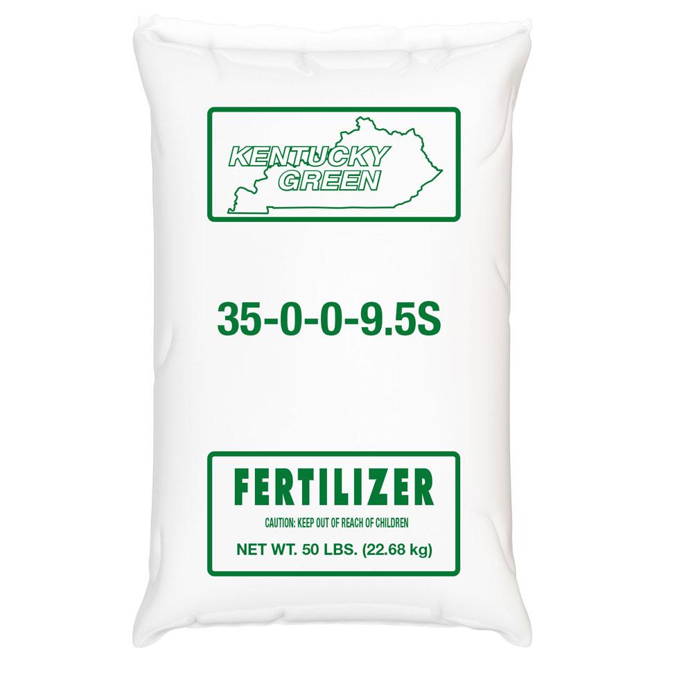 Kentucky Green 35-0-0 Fertilizer - Caudill Seed Company