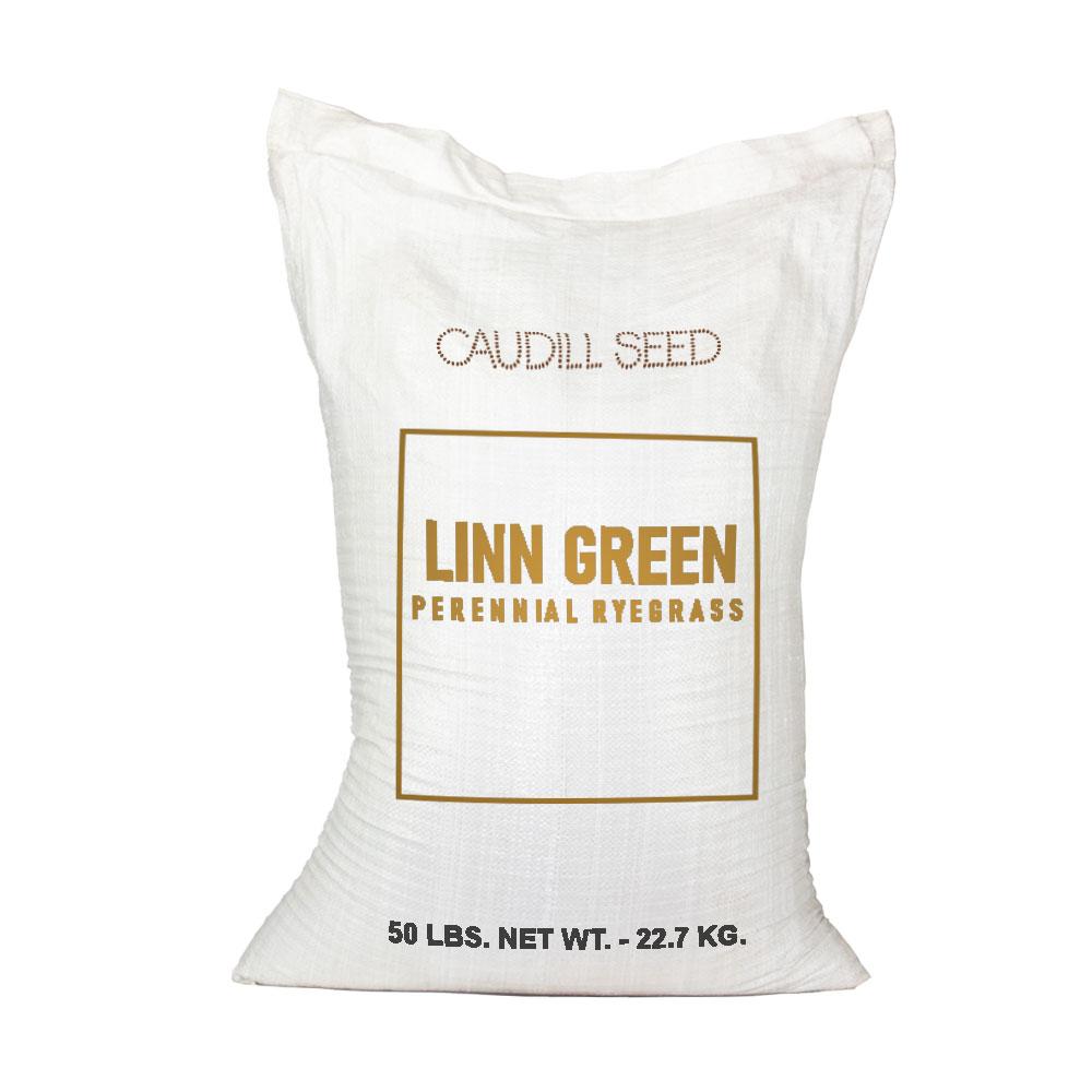 Certified Linn Perinneal Ryegrass Seed  - Caudill Seed Company