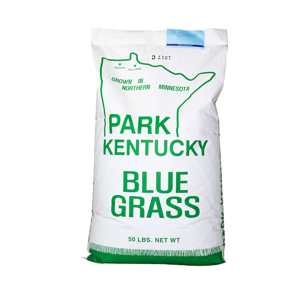 Certified Park Kentucky Bluegrass Seed - Caudill Seed Company