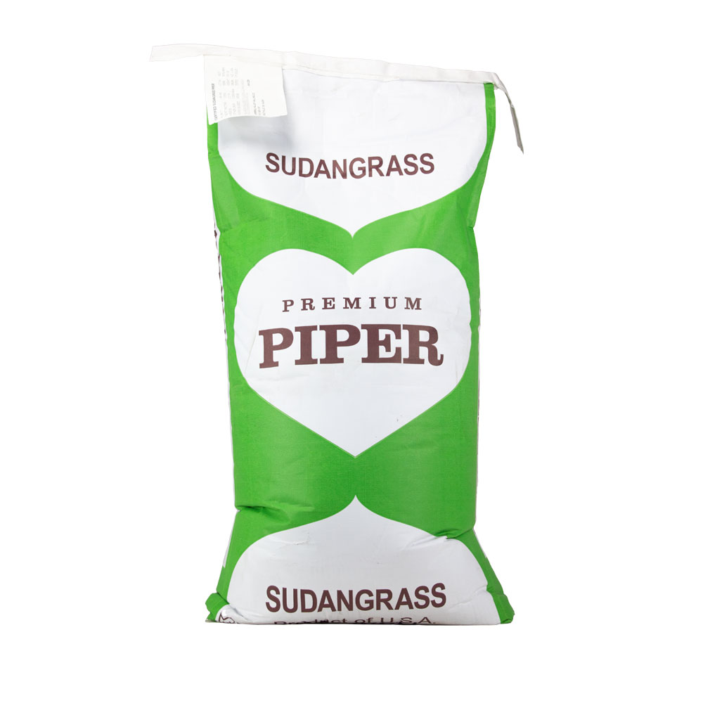 Certified Piper Sudangrass Seed  - Caudill Seed Company