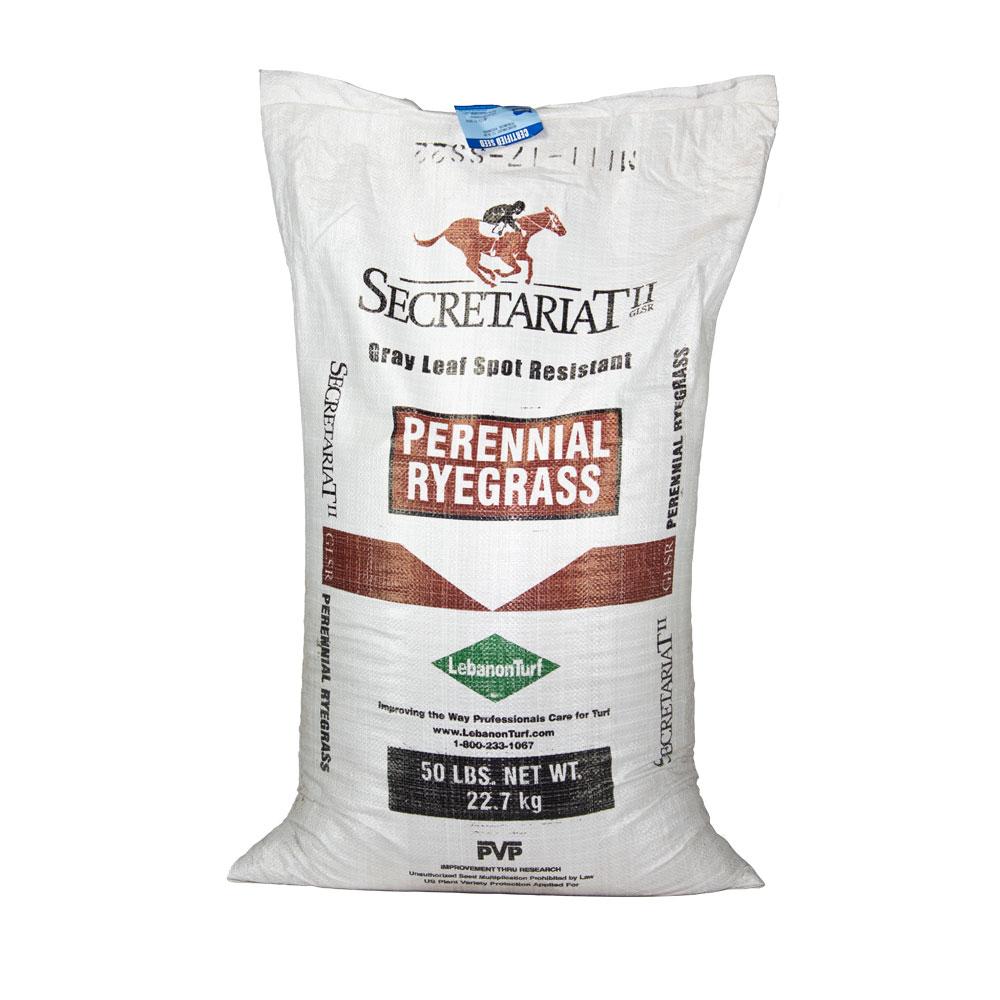 Secretariat Perennial Ryegrass Seed  - Caudill Seed Company