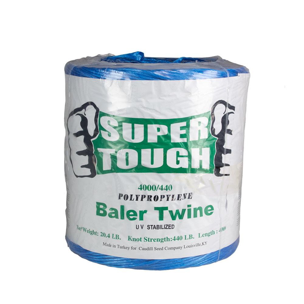 Super Tough Baler Twine - 4000 Ft - 440 Strength | Caudill Seed Company