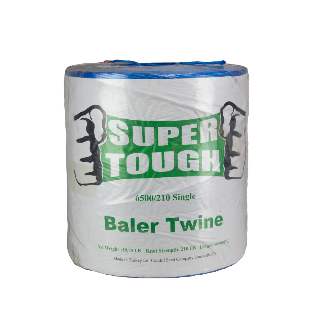 Super Tough Baler Twine - 6500 Ft - 210 Strength | Caudill Seed Company