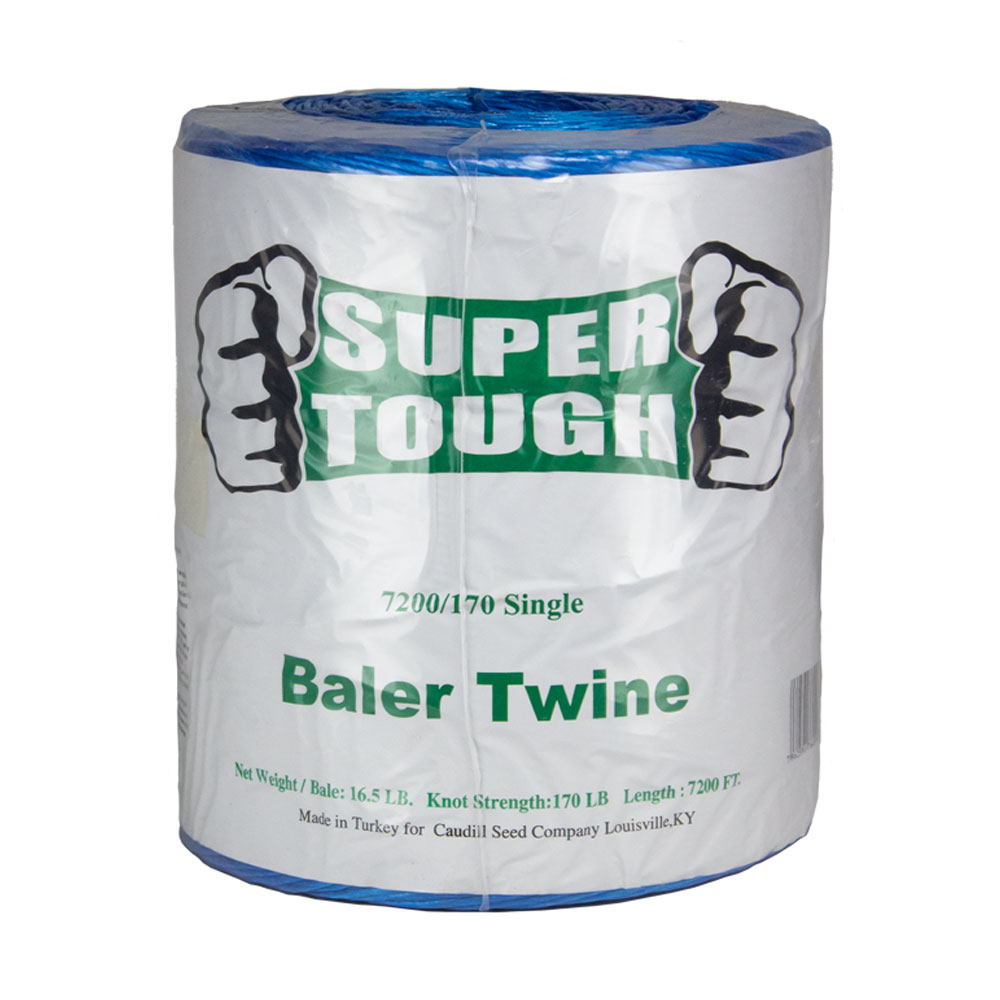Super Tough Baler Twine - 7200 Ft - 170 Strength | Caudill Seed Company