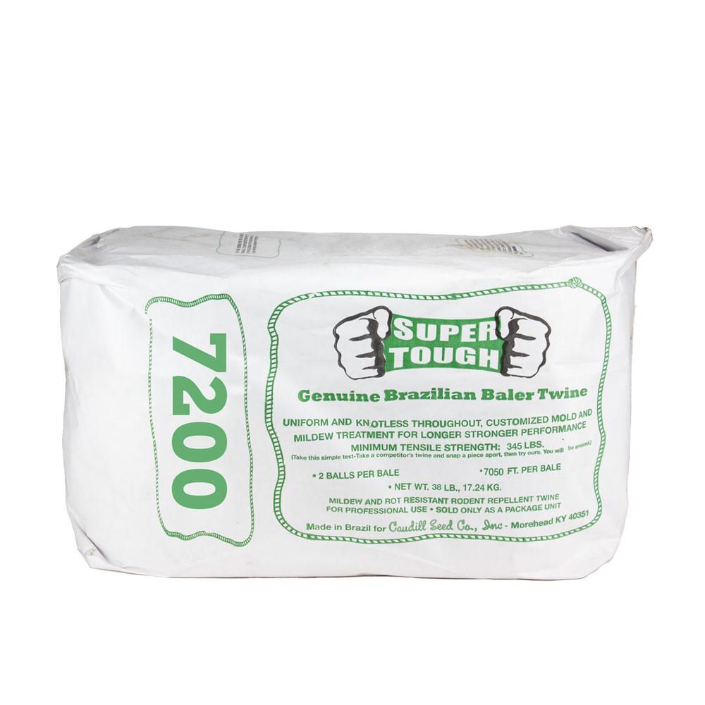 Super Tough Sisal Baler Twine - 7200 Ft - 345 Strength   Caudill Seed Company