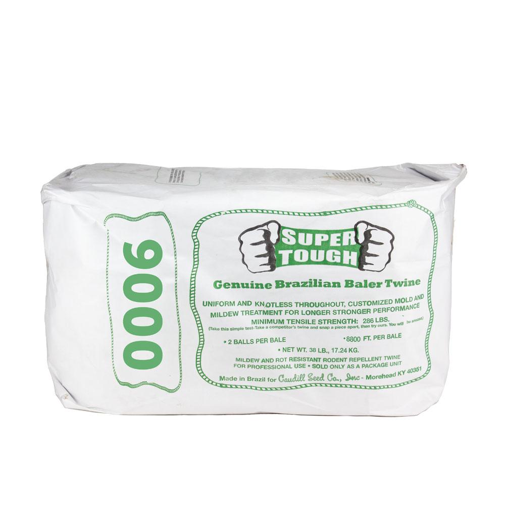 Super Tough Baler Twine - 9000 Ft - 286 Strength | Caudill Seed Company