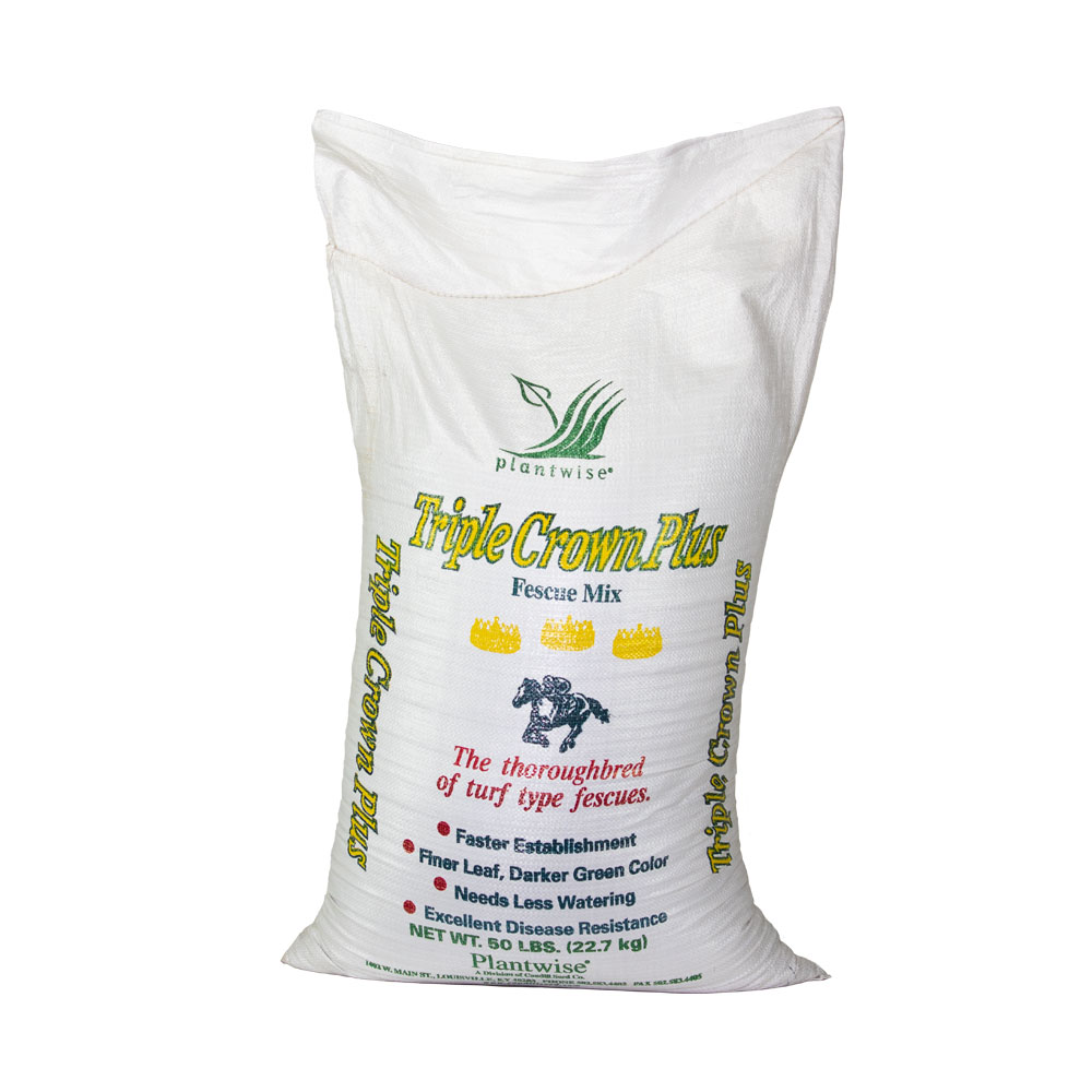 Triple Crown Plus Tall Fescue Seed -5Lb - Caudill Seed Company