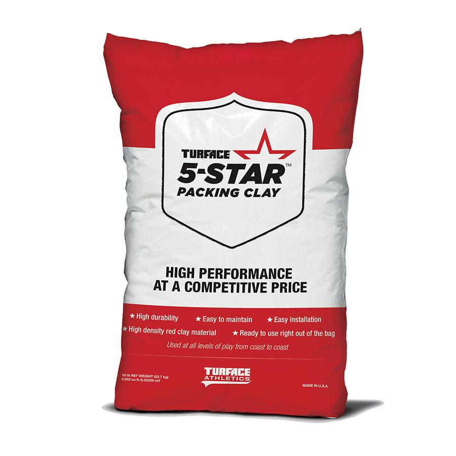 Turface 5-Star Packing Clay - Caudill Seed Company
