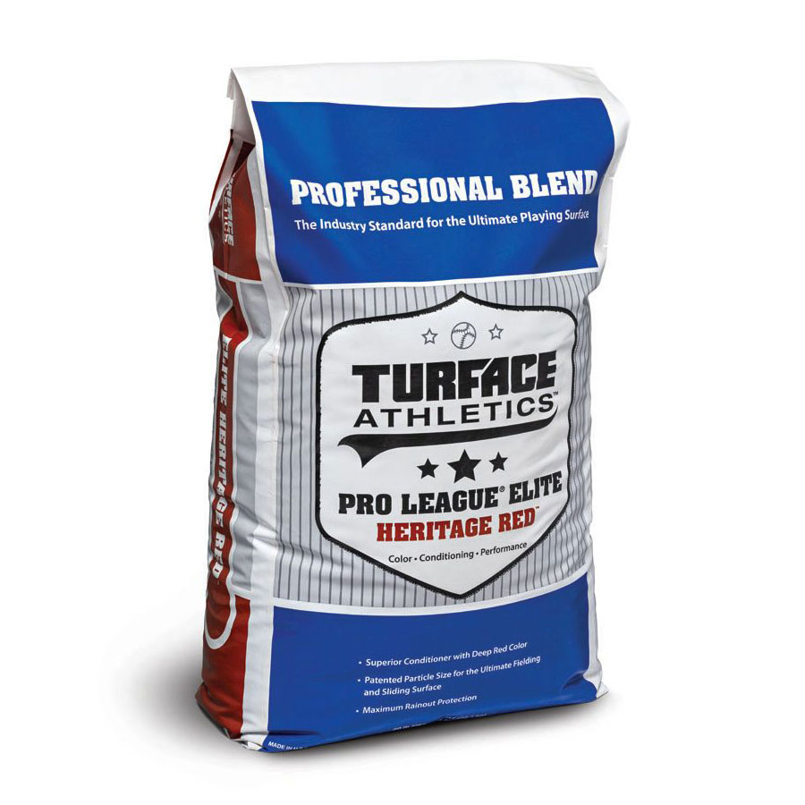 Turface Athletics Heritage Red Field Conditioner - Caudill Seed Company
