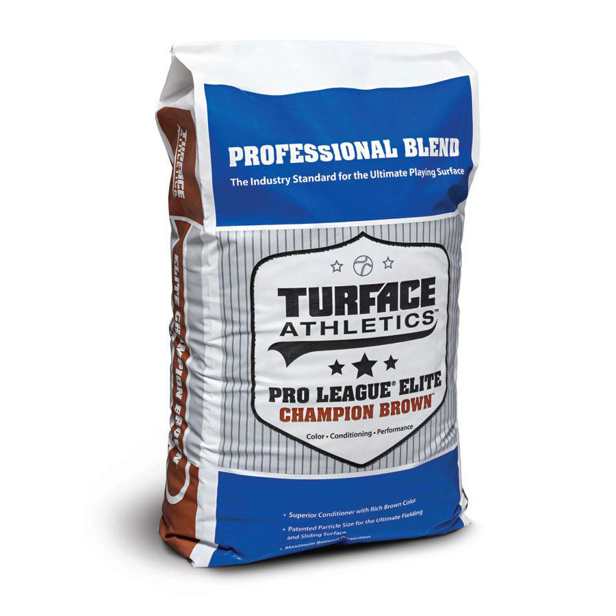 Turface Athletics Pro League Champion Brown Infield Conditioner - Caudill Seed Company