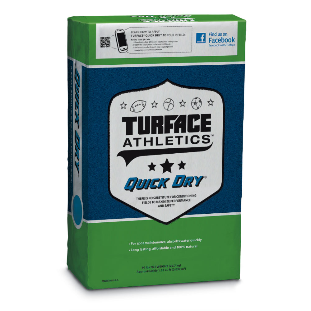 Turface Athletics Quick Dry Infield Conditioner - Caudill Seed Company