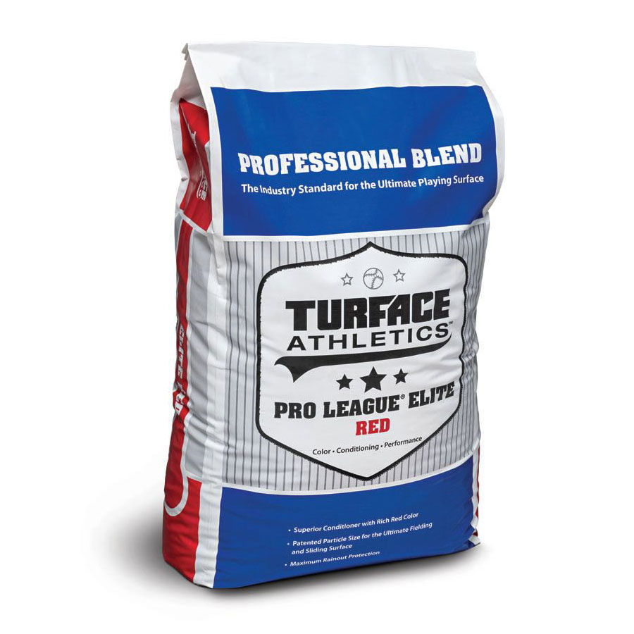 Turface Athletics Pro League Elite Red Field Conditioner - Caudill Seed Company