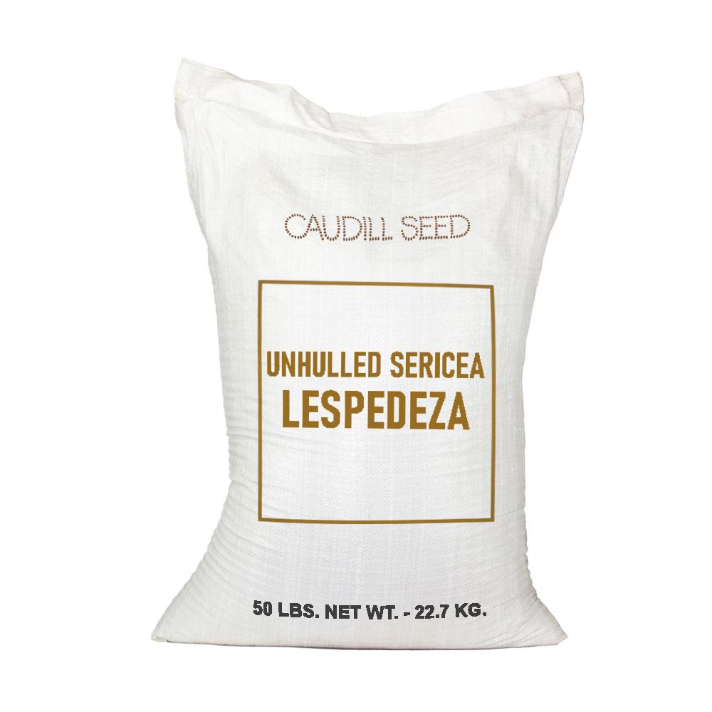 Unhulled Sericea Lespedeza Seed  - Caudill Seed Company