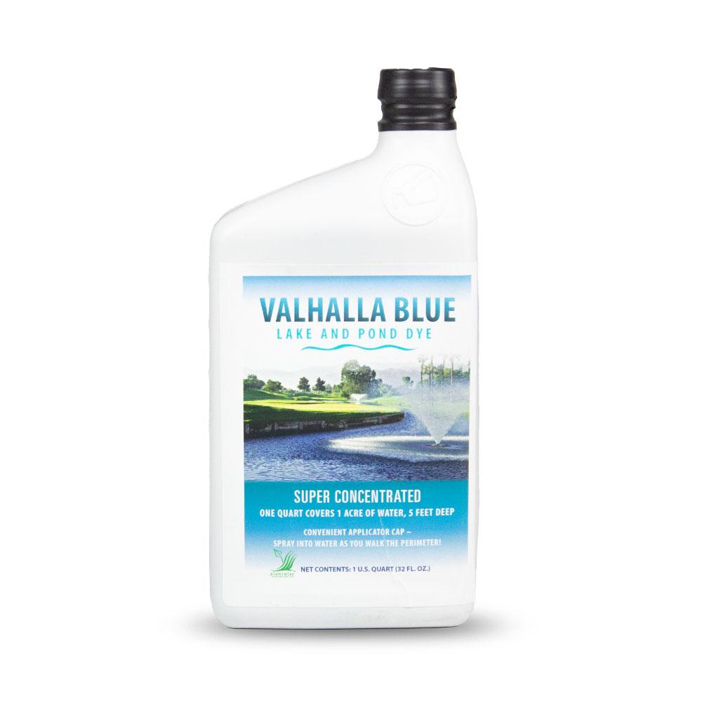 Valhalla Blue Lake & Pond Dye - Caudill Seed Company