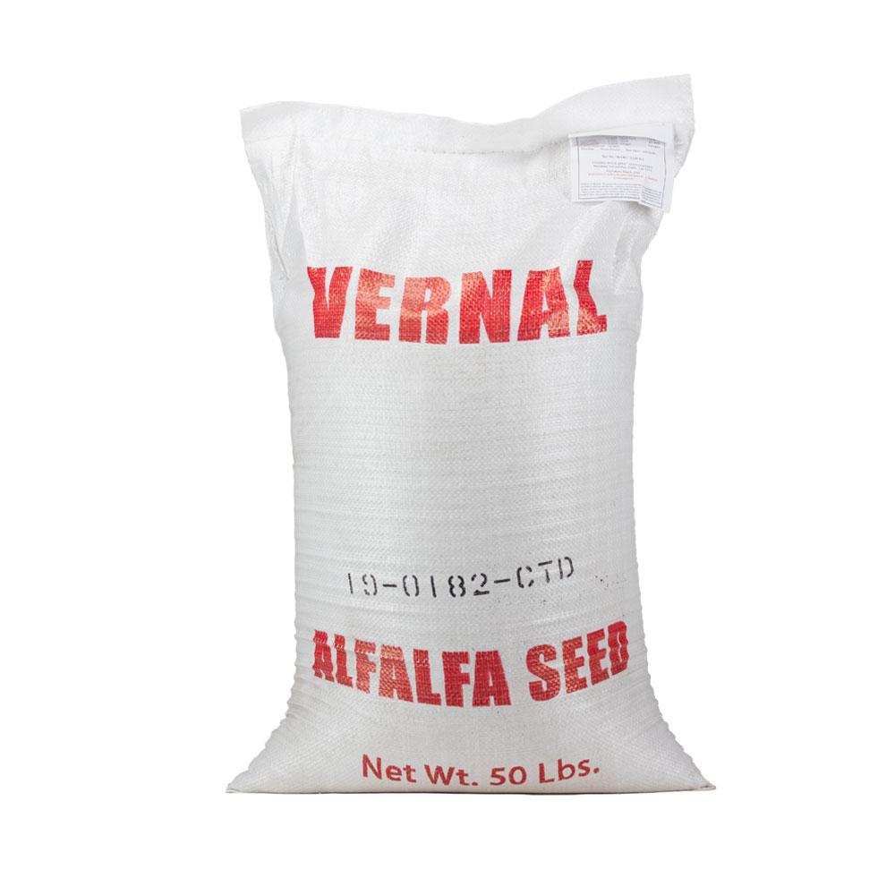 Coated Vernal Alfalfa Seed 34% - Caudill Seed Company